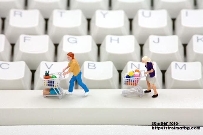 Serunya Online Shopping