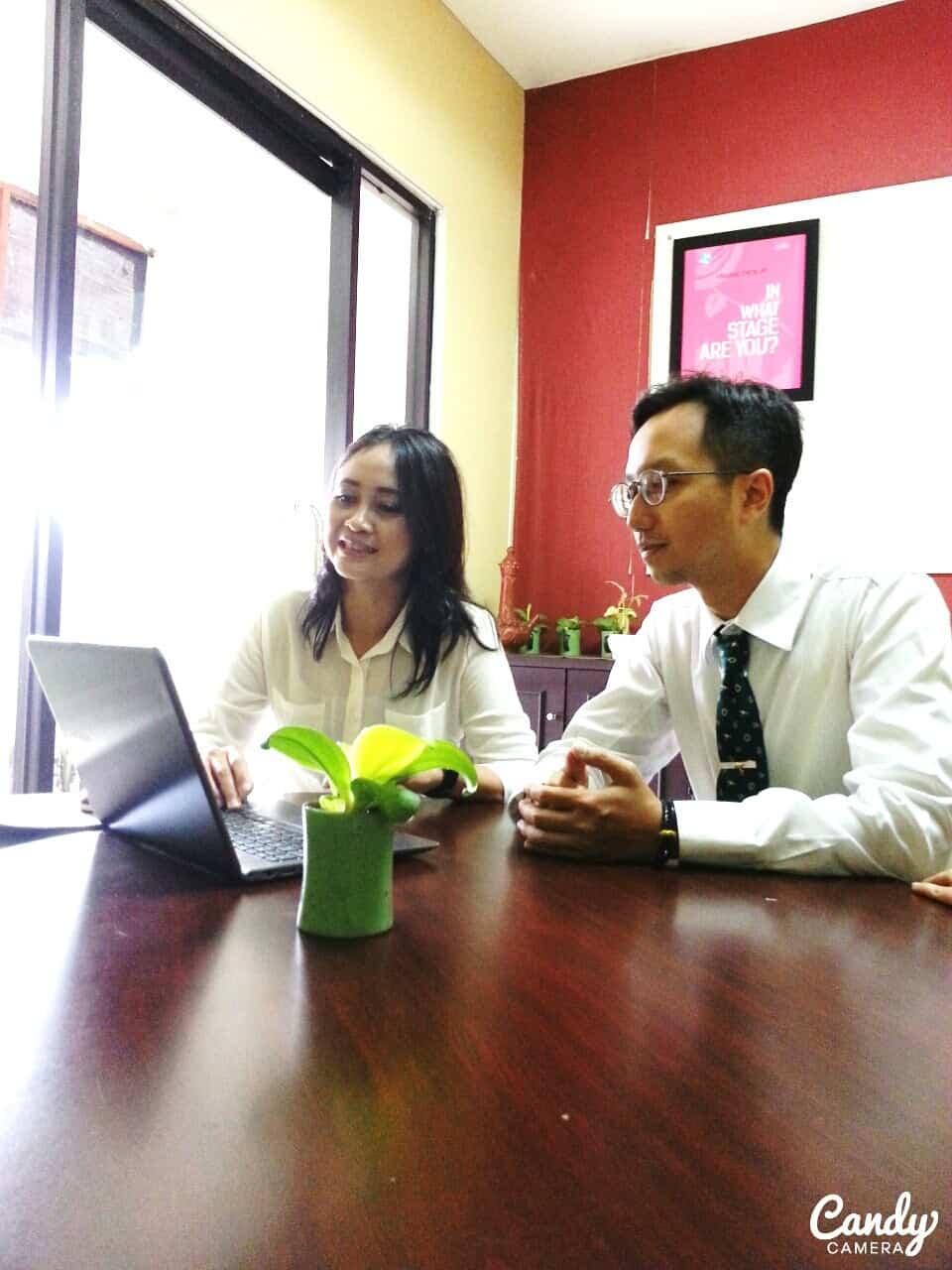 Konsultan Keuangan Pribadi di Jakarta